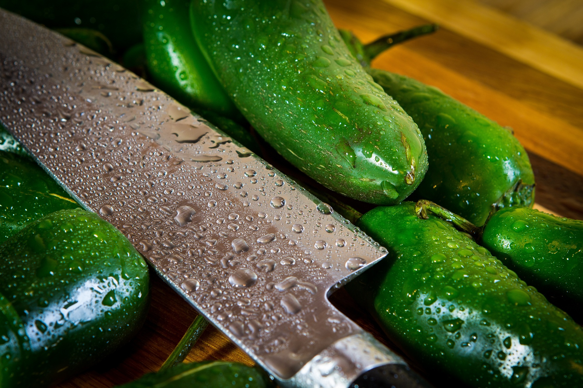 Jalapeno Knife
