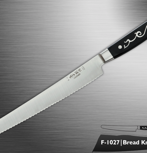 F-1027 Bread Knife