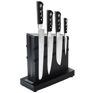 MT-703 Magnetic Knife Block Set