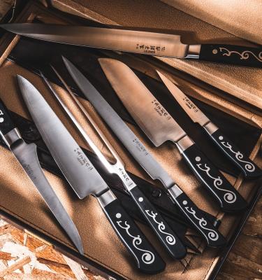 I.O.Shen Mastergrade Knives